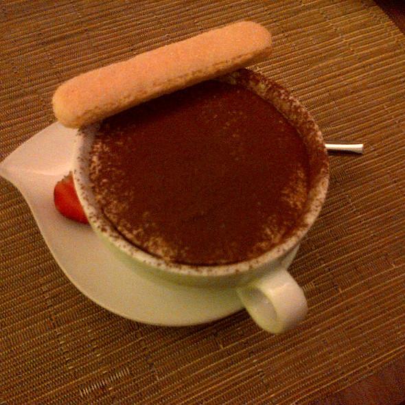 Tiramisu @ Tito Chef Restaurant and All Things Culinary