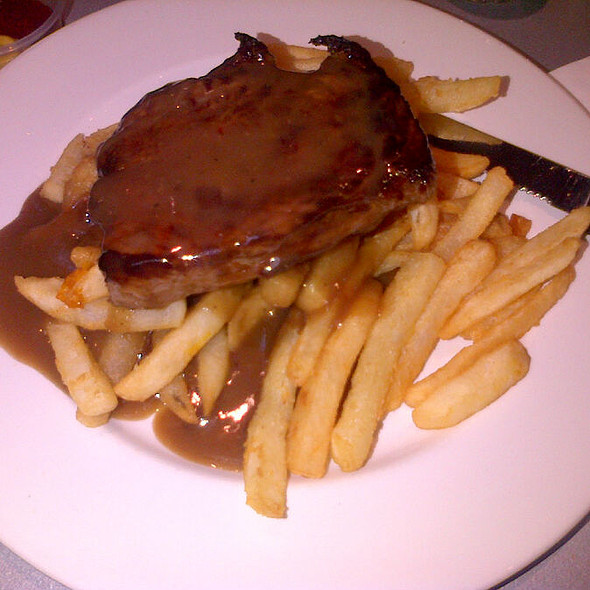 Steak And Chips @ Travelodge Phillip St