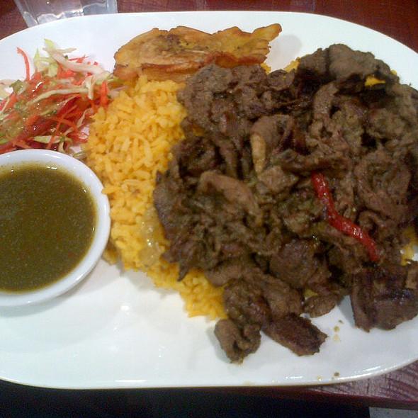 Beef Rice Platter @ Brasas Latin American Street Food