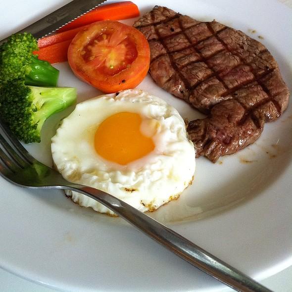 Beefsteak @ Sawasdee Steak House