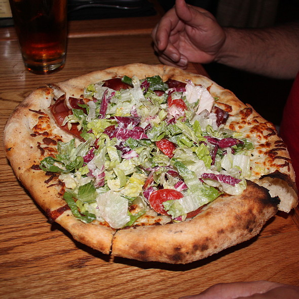 BLT Pizza @ Humble Pie