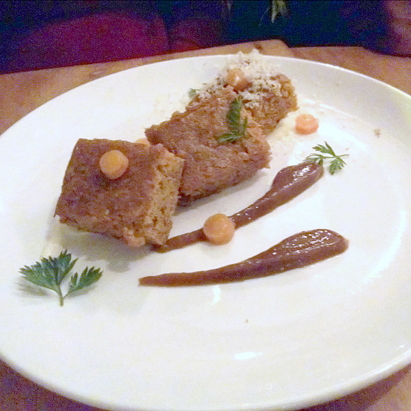 Carrot Cake @ Hopgoods Foodliner