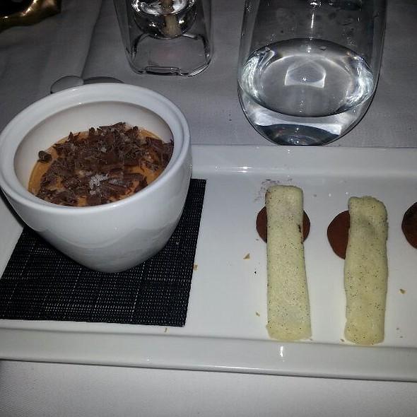 Chocolate Caramel Pot De Creme - La Tour, Vail, CO