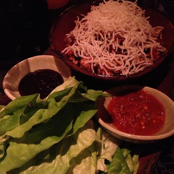 Chicken Ssam - Jia - Teppan Tables - Beau Rivage, Biloxi, MS