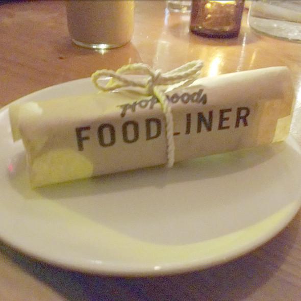 Crispy Toffee @ Hopgoods Foodliner