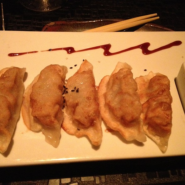 Pork and Ginger Potstickers - Jia - Teppan Tables - Beau Rivage, Biloxi, MS