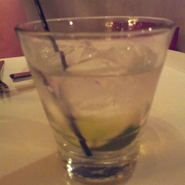 Grey Goose And Tonic - Tony's of Cincinnati, Cincinnati, OH