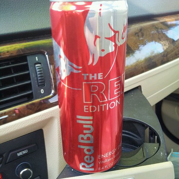 Cranberry Red Bull