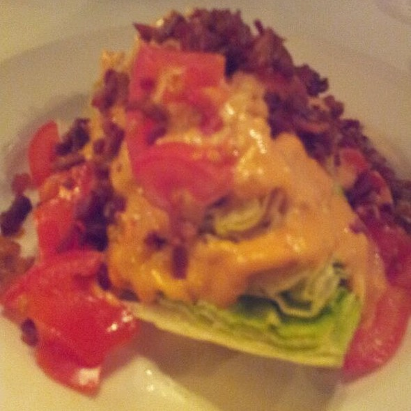 Wedge Salad - Tony's of Cincinnati, Cincinnati, OH