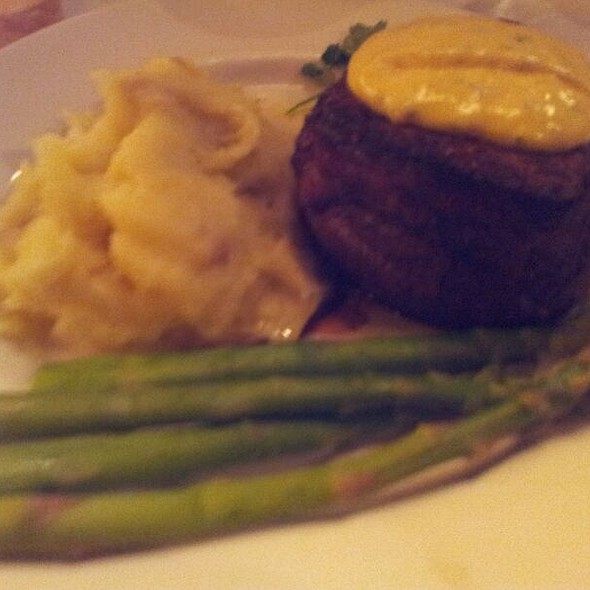Center Cut Filet Mignon - Tony's of Cincinnati, Cincinnati, OH
