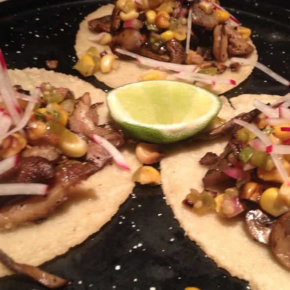Forest Mushroom Tacos - Isalita, Ann Arbor, MI