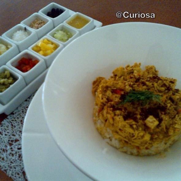 Arroz Con Mango @ Hajillo's Restaurant