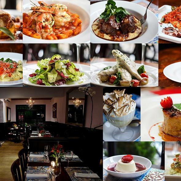 Restaurant Week Menu @ Antonietta Empório e Restaurante