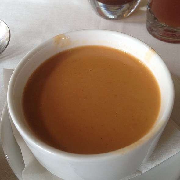 Lobster Bisque - Corner Bistro & Wine Bar, Jacksonville, FL