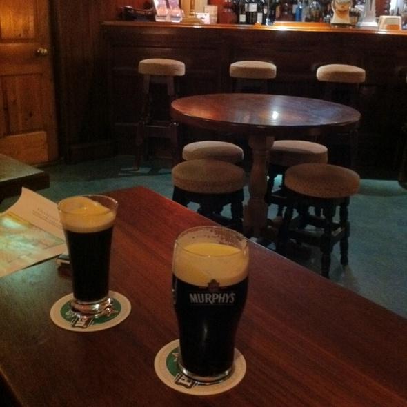Murphy's Stout @ Mcalpins Suir Inn