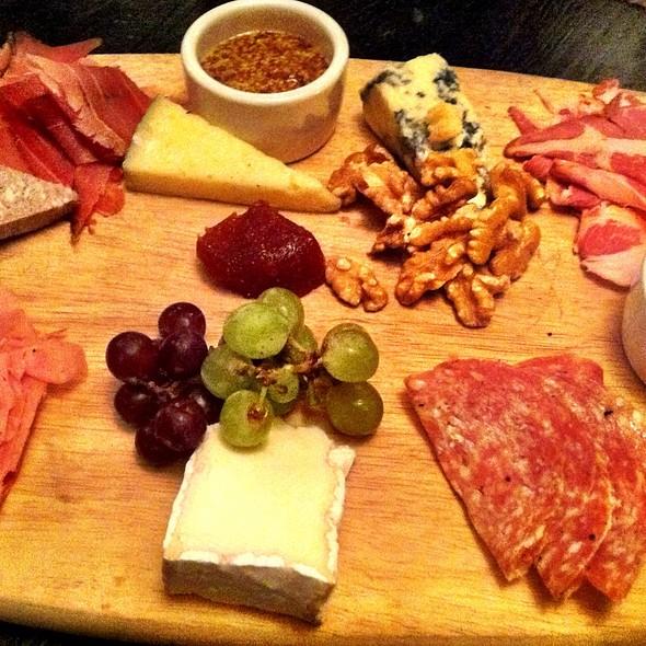 Cheese & Charcuterie - Park Avenue Tavern, New York, NY