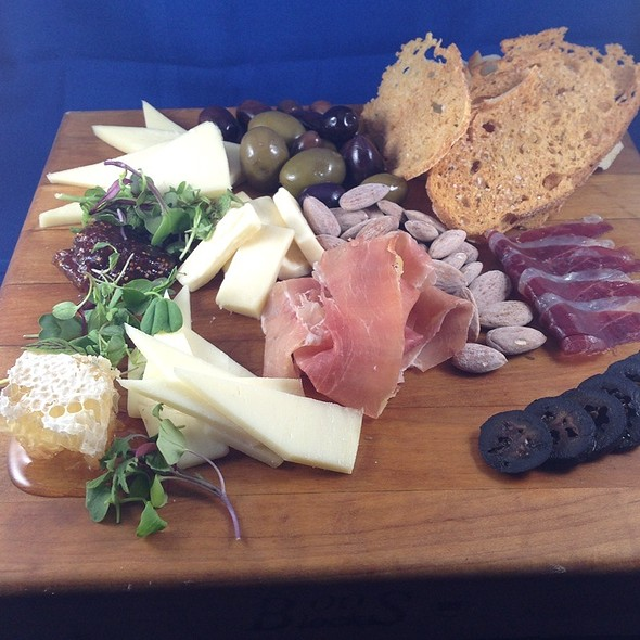 Cured Meat And Cheese Board - Pelagia Trattoria, Tampa, FL