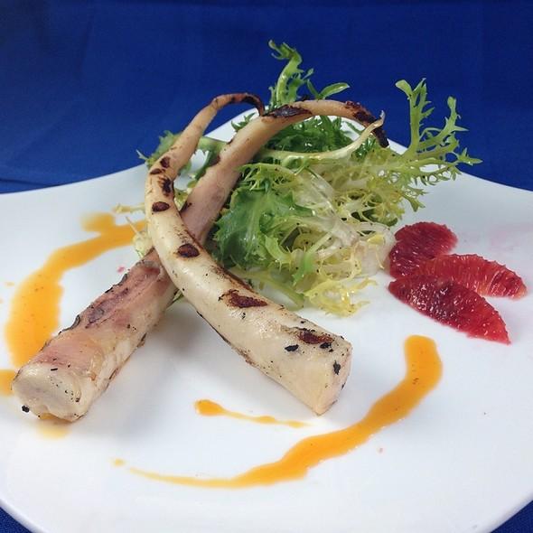 Chargrilled Octopus @ Pelagia Trattoria Tampa Restaurant