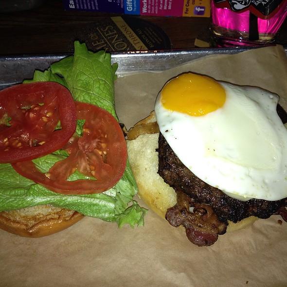 The Coop Burger @ Goodfriend Beer Garden & Burger House