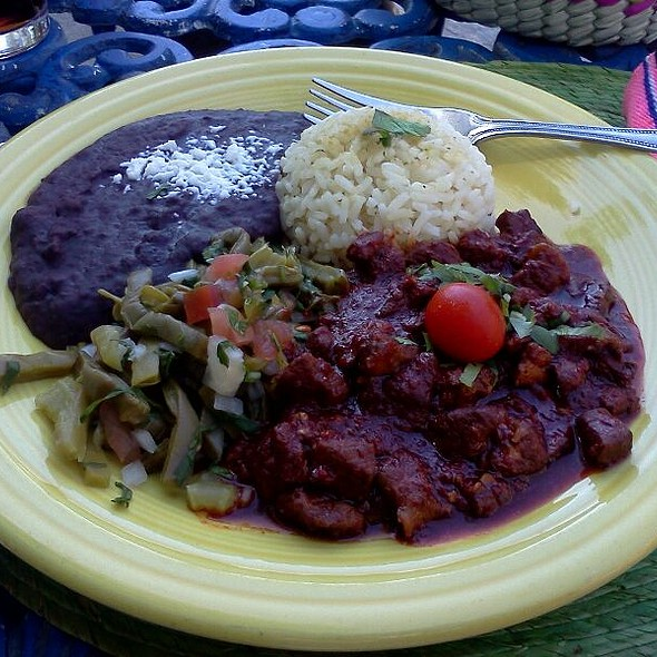 Perfect Puerco Ala Cascabel At Cascabel Mexican Patio