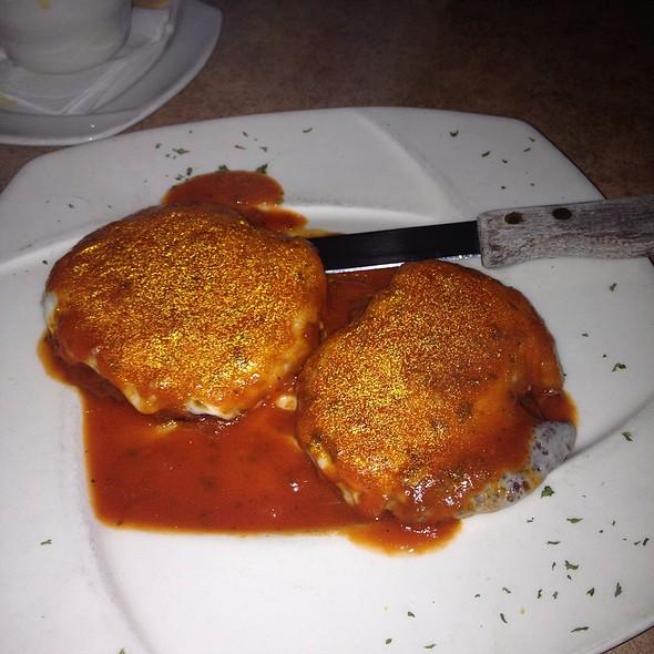 Chicken Parmesan @ JoJo's Tavern Restaurant