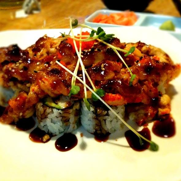 Yuki Sushi Japanese Cuisine - Baked Lobster Roll - Foodspotting