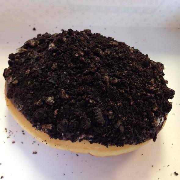 Cookies & Kreme Doughnut @ Krispy Kreme Doughnuts