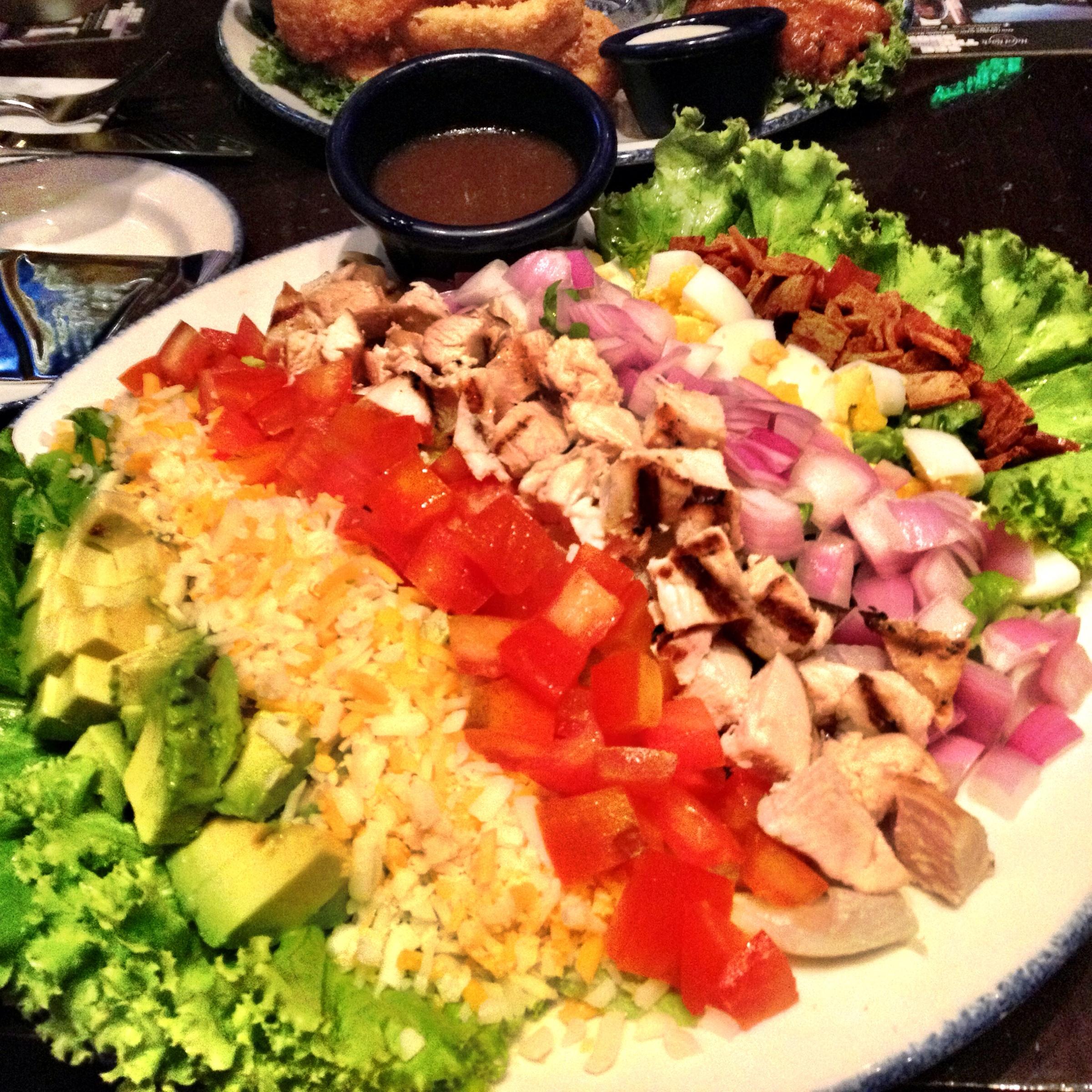 Cobb Salad Hard Rock Cafe