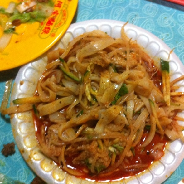 Liang Pi Cold Noodles @ Xi'an Famous Foods