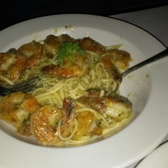 Shrimp Scampi @ Crab Hut
