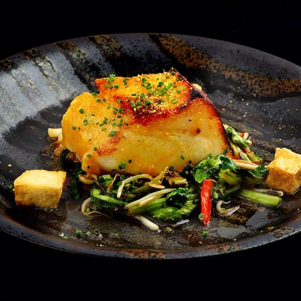 Miso-glazed Chilean Seabass - Tao Restaurant and Nightclub, Las Vegas, NV
