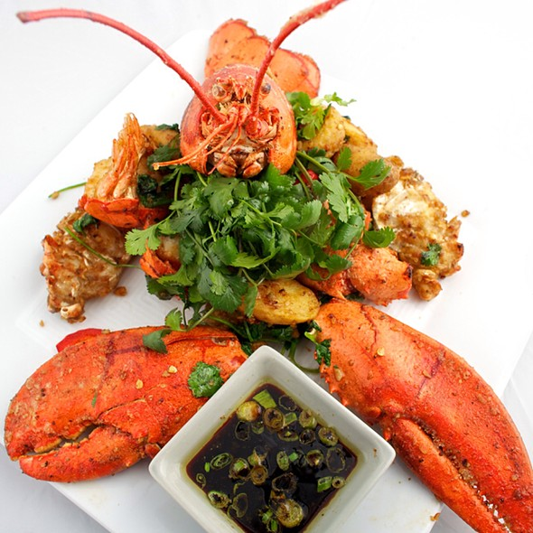 Typhoon Lobster - Tao Restaurant and Nightclub, Las Vegas, NV