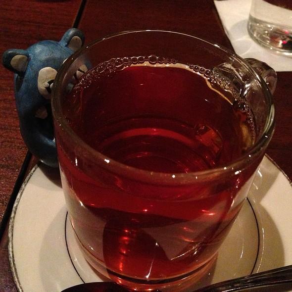 Ethiopian Tea @ Dukem Ethiopian Restaurant