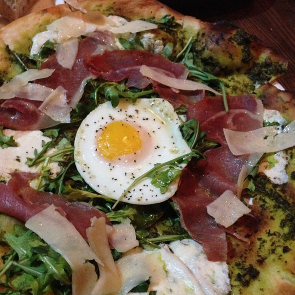 Pizza Prosciutto Crudo - Palomino - Cincinnati, Cincinnati, OH