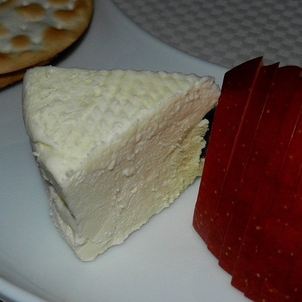 Explorateur Triple Cream Cheese - Alizé at the Top of the Palms Casino Resort, Las Vegas, NV