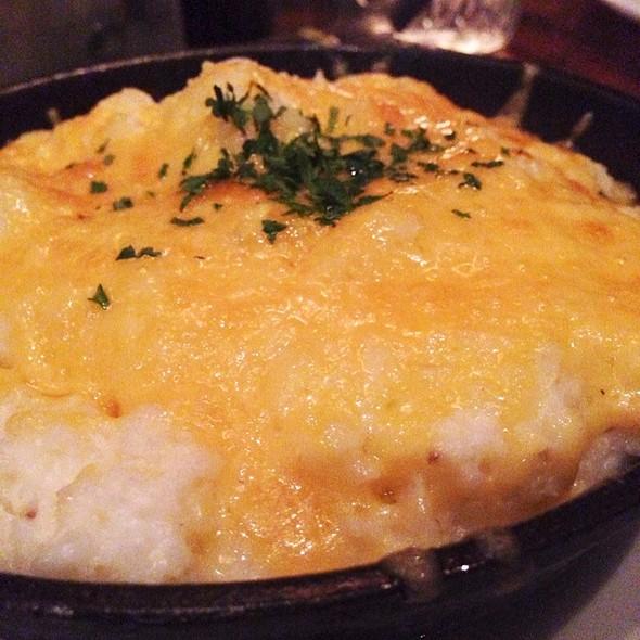Grits & Cheddar Cheese - FarmerBrown, San Francisco, CA