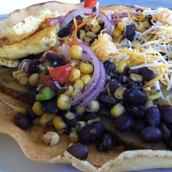 Burrito Crepe Bowl