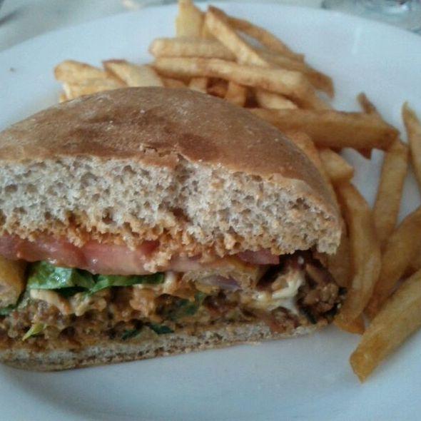 BBQ Bacon Burger @ Madeleine Bistro