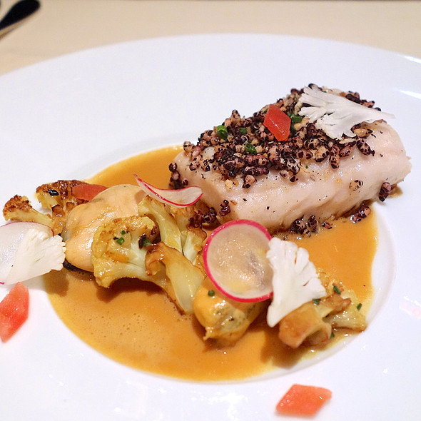 Black Cod - Campton Place, San Francisco, CA