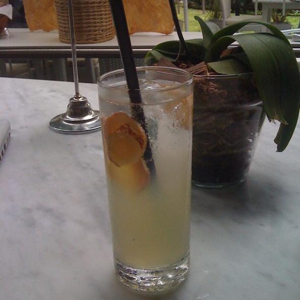 Ginger Lemonade @ MALBA