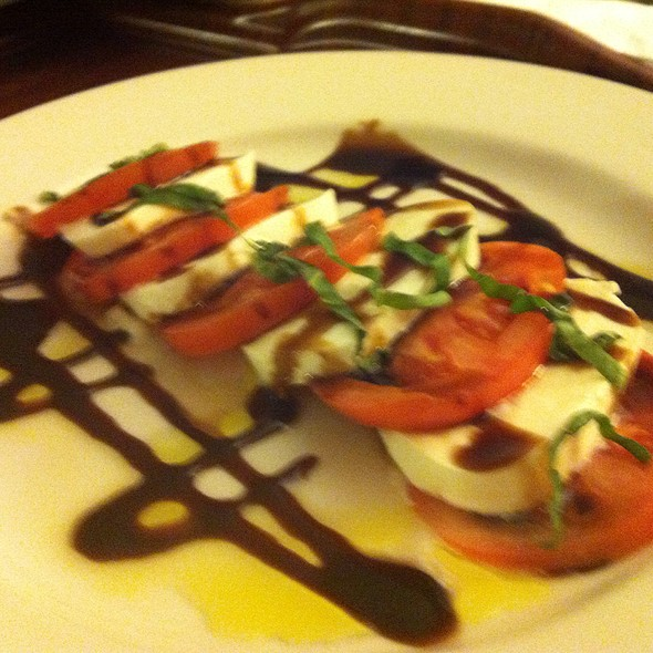 Caprese Salad @ Omaha Steak House