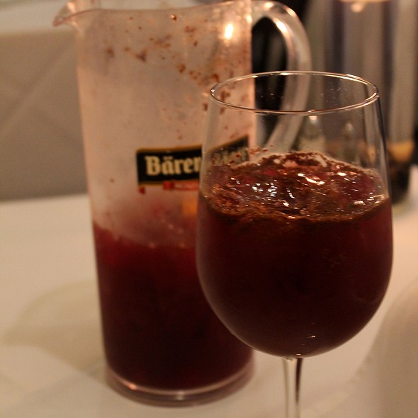 Red Sangria @ Mangroves / Old Concept