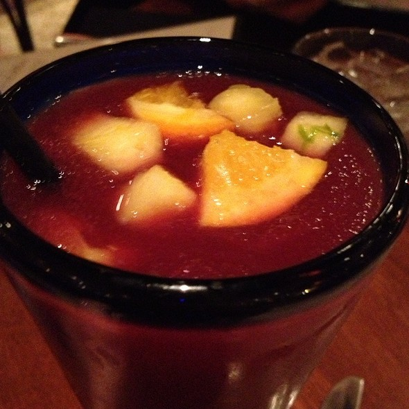 Frozen Sangria - Tortilla Coast - Logan Circle, Washington, DC