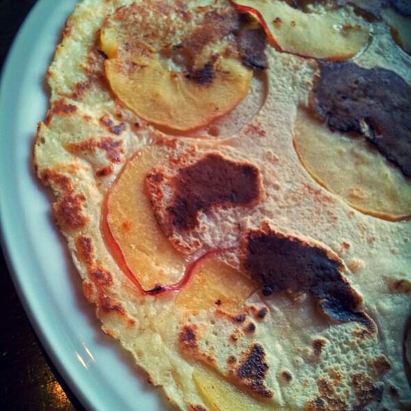 Apple Pancake @ Pannenkoekenhuis Otterlo