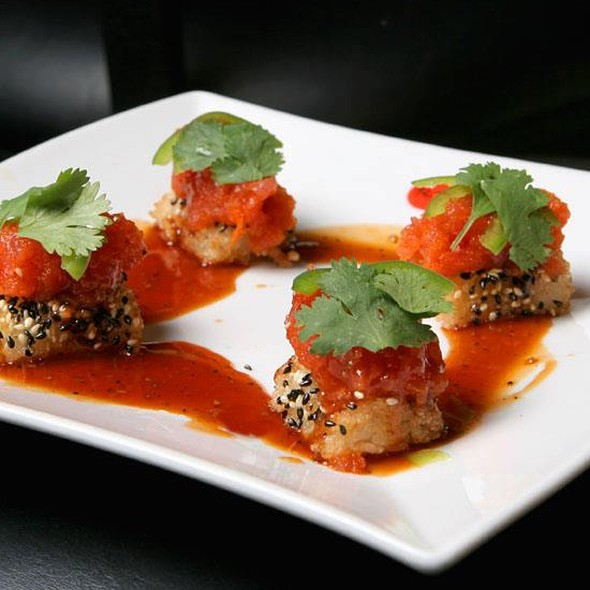 Crispy Spicy Tuna