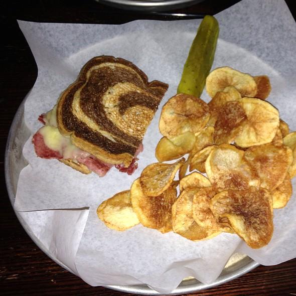 Reuben Sandwich - McCray's Tavern - West Village, Smyrna, GA
