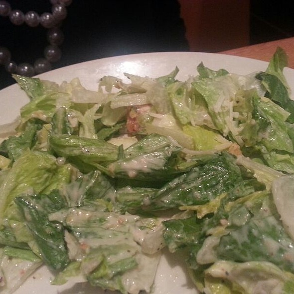 Cesar Salad @ BJ's Restaurant & Brewhouse