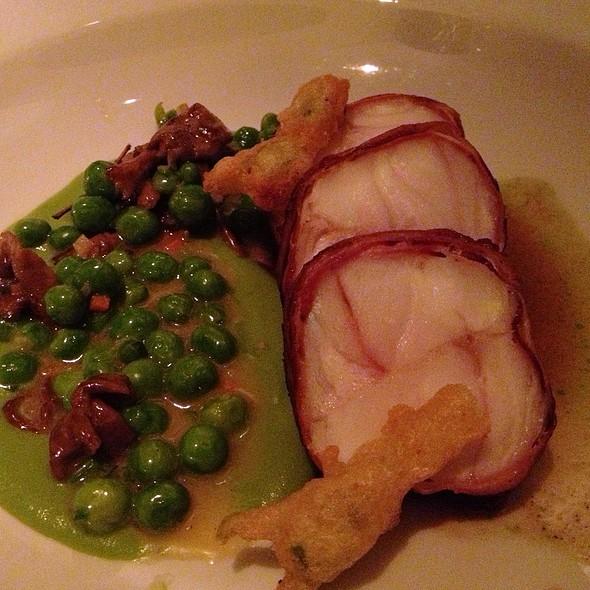 Lambs Club Restaurant Menu