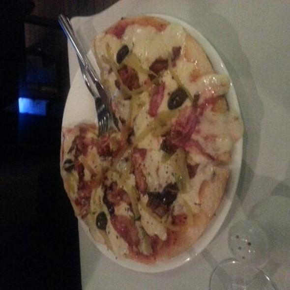 Pizza Panchetta & Pecorino @ La Stampa