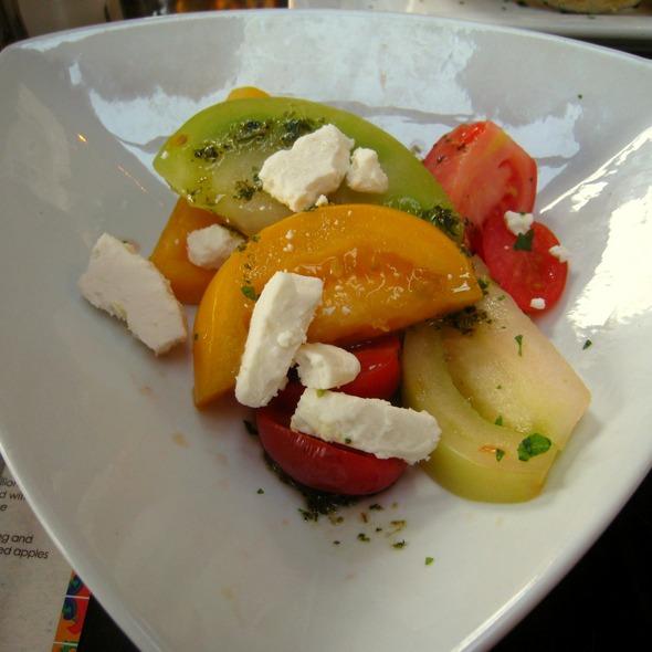 Ensalada de Tomates con Vinagreta @ La Tasca Spanish Tapas Bar & Restaurant